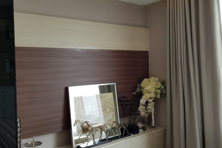 Q Asoke condo for sale 2-bed 2-bath bedroom 03
