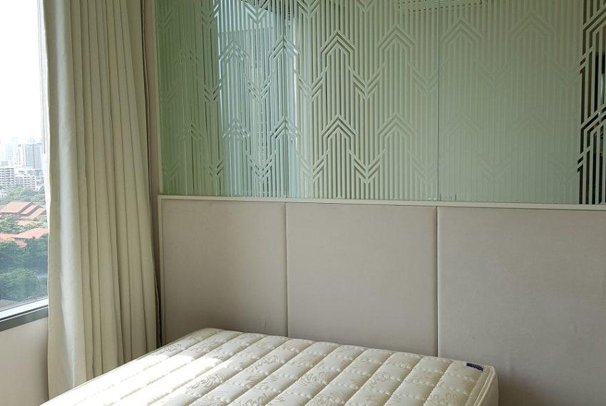 Q Asoke condo for sale 2-bed 2-bath bedroom 06