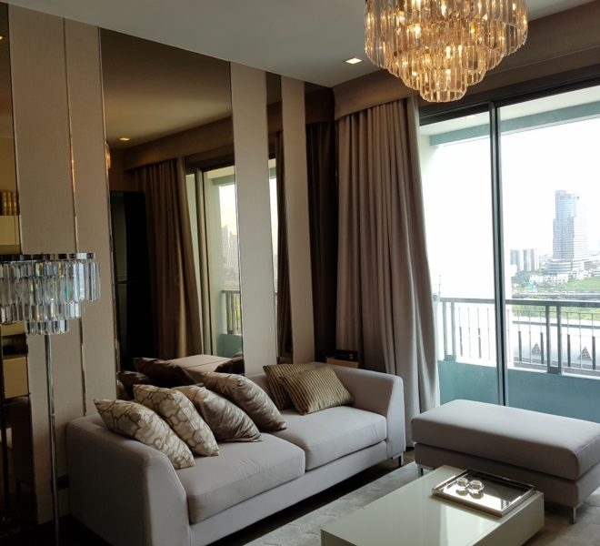 Luxury Condo for Sale in Q Asoke Condominium - 2 bedroom on Mid-Floor