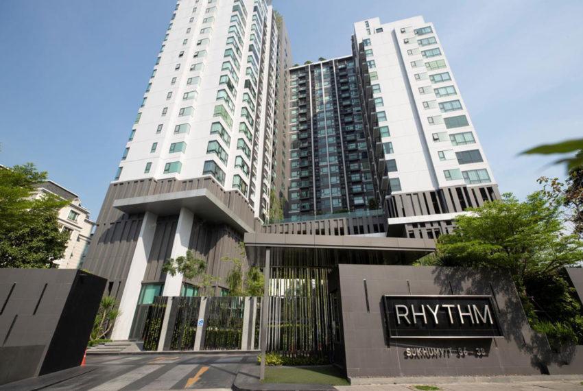 RHYTHM Sukhumvit 36-38 - building