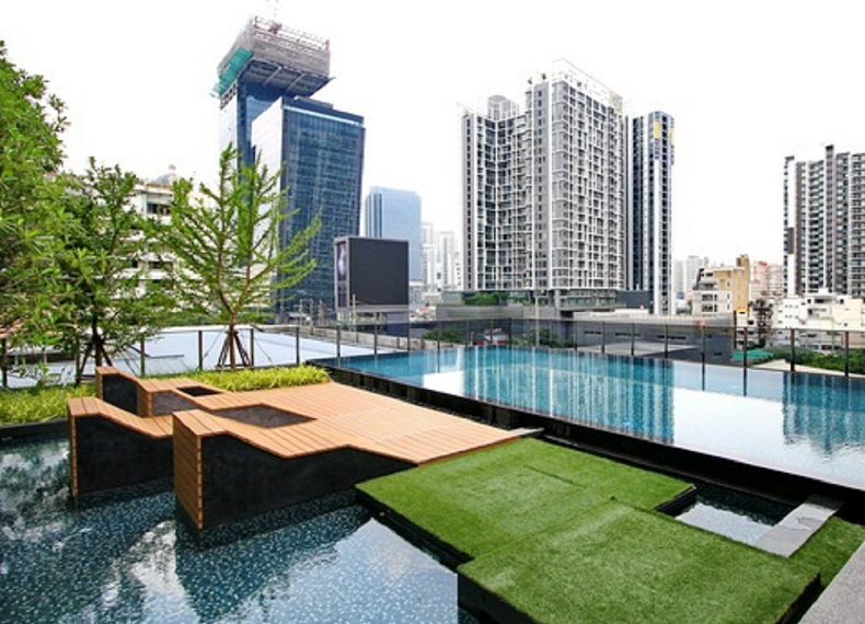 RHYTHM asoke 1 swiming pool