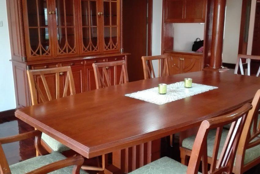 RISHI COURT Tower E diningroom-rent