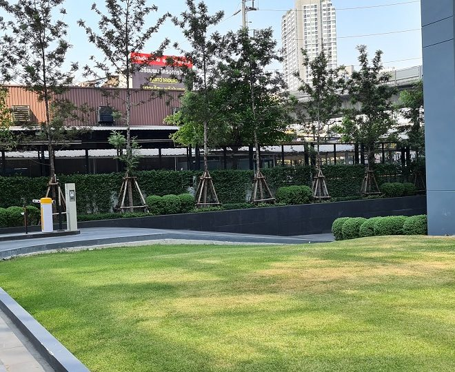 Ramada Plaza Residences Sukhumvit 48 - entrance