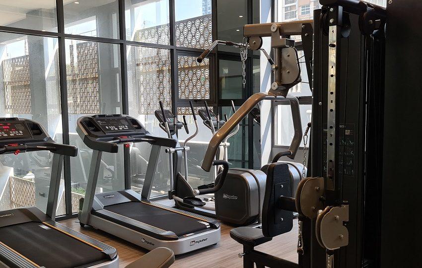 Ramada Plaza Residences Sukhumvit 48 - fitness 3 floor