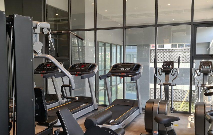 Ramada Plaza Residences Sukhumvit 48 - gym 3 floor