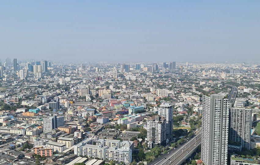 Ramada Plaza Residences Sukhumvit 48 - rooftop view 1