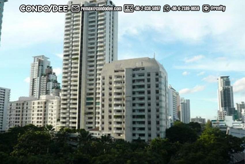 Regent on The Park 1 Sukhumvit 26 - building