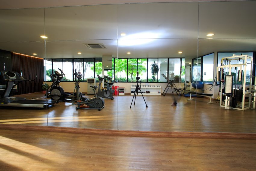 Regent on the Park 3 - gym room