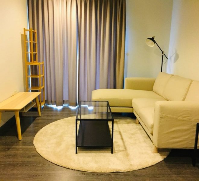 Rental in Asoke 1-Bedroom in Rende Sukhumvit 23 - Nice Unit