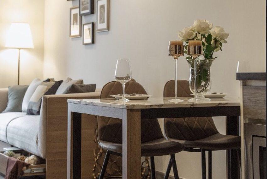 Rende Sukhumvit 23 - 1-bedrom - sale with tenant - dinning