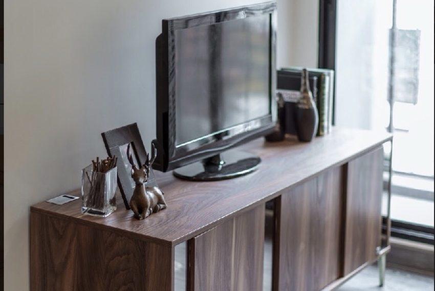 Rende Sukhumvit 23 - 1-bedrom - sale with tenant - flat TV