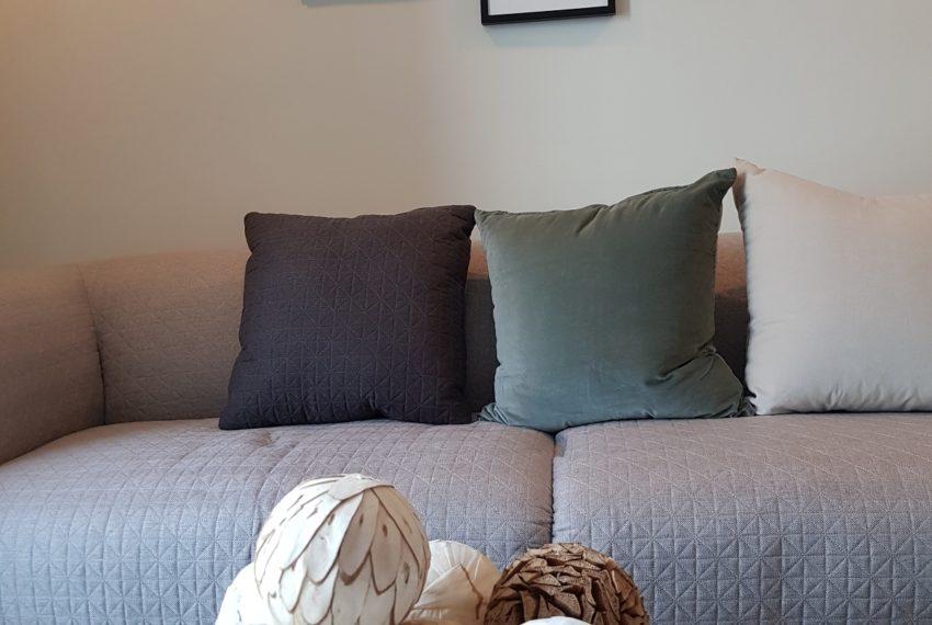 Rende Sukhumvit 23 - 1-bedrom - sale with tenant - furnished