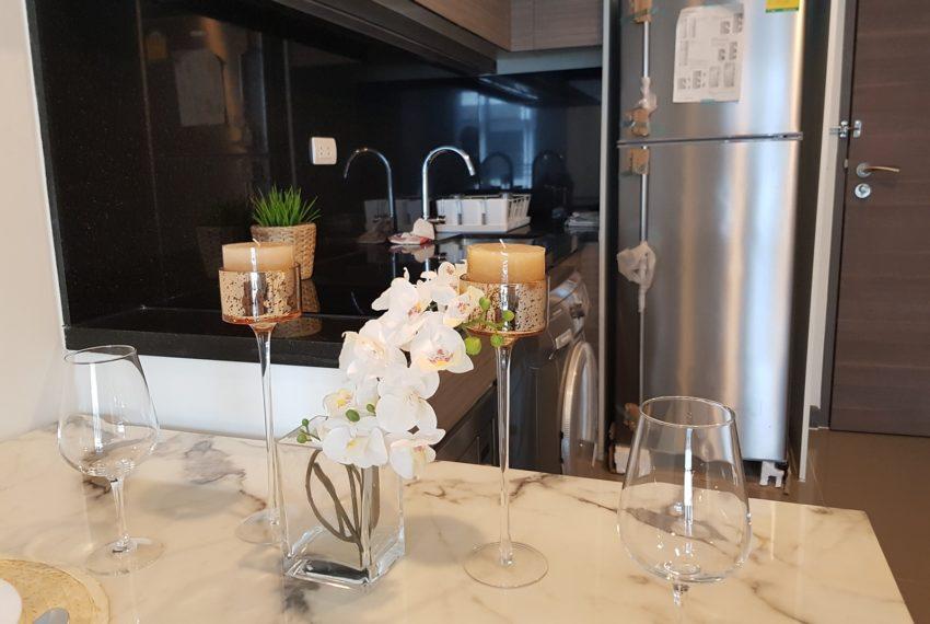 Rende Sukhumvit 23 - 1-bedrom - sale with tenant - kitchen