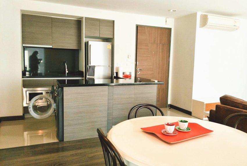 Rende Sukhumvit 23 - 2-bedroom-RENT-dinning