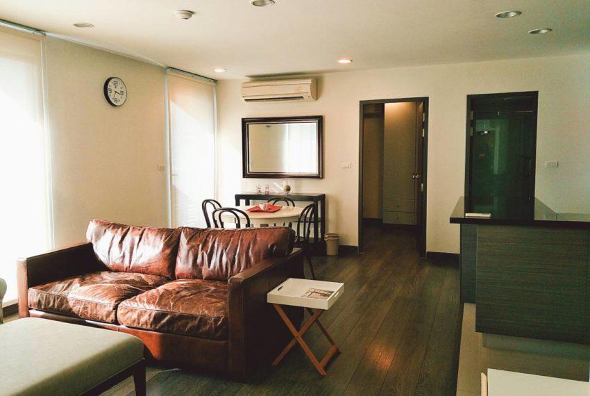 Rende Sukhumvit 23 - 2-bedroom-RENT-living