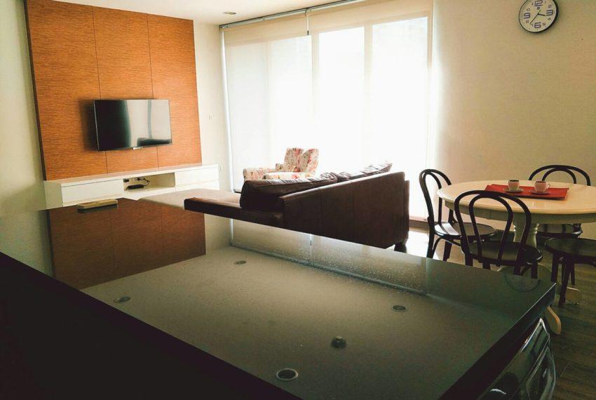 Rende Sukhumvit 23 - 2-bedroom-RENT-living-room