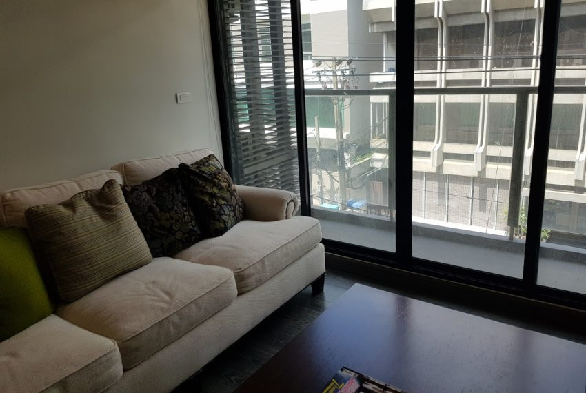 Rende Sukhumvit 23 2bedroom sale - balcony