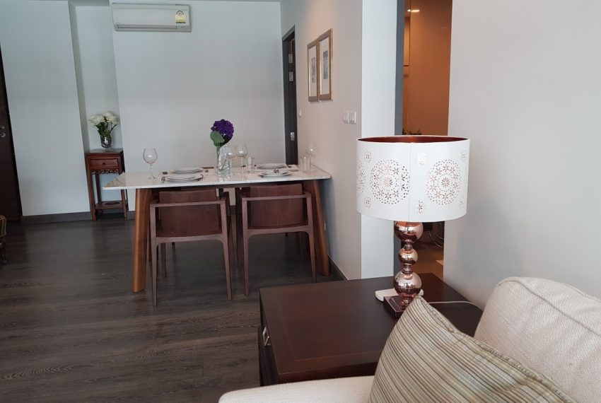 Rende Sukhumvit 23 2bedroom sale - dinning