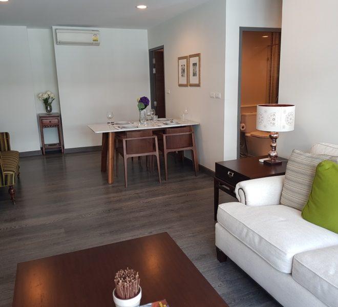Rende Sukhumvit 23 2bedroom sale - fully furnished