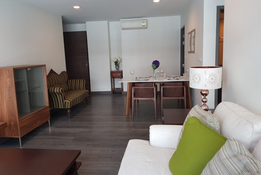 Rende Sukhumvit 23 2bedroom sale - nicely decorated