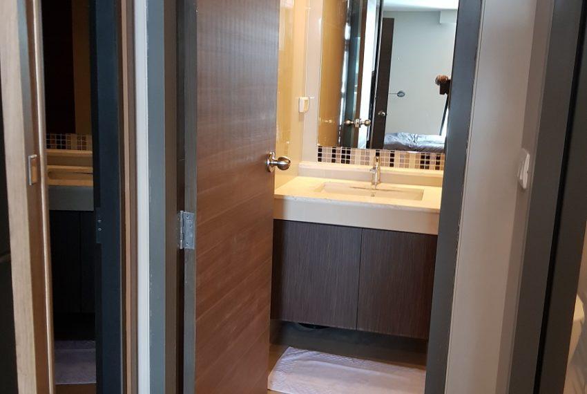Rende Sukhumvit 23 in Asoke - 1bedroom for sale - bathroom
