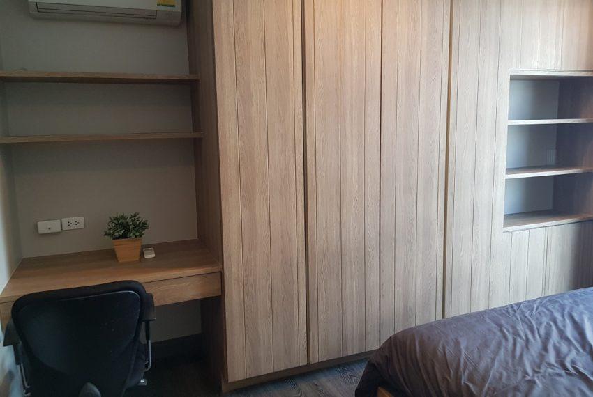 Rende Sukhumvit 23 in Asoke - 1bedroom for sale - built-in furniture