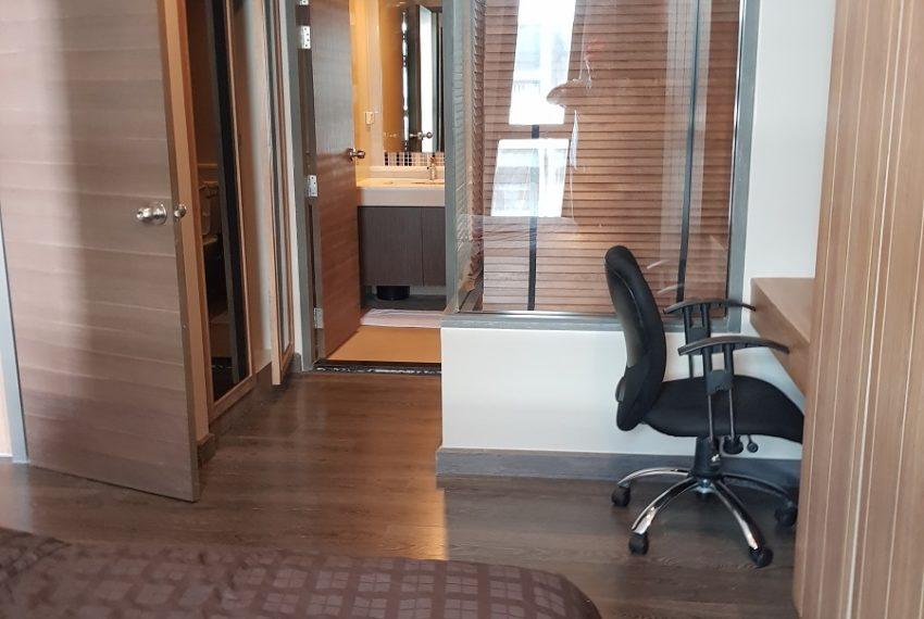 Rende Sukhumvit 23 in Asoke - 1bedroom for sale - master bedroom