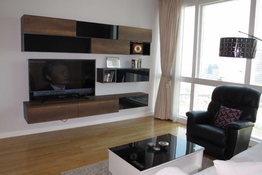 Rent in Millennium Residence - living room
