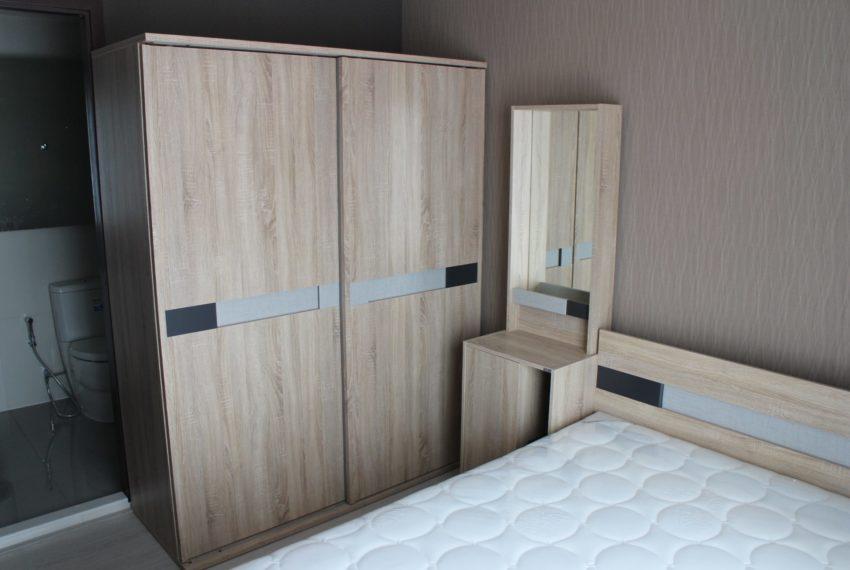 Rhuthm Asoke - 1-bedroom-Rent-high-floor-bedroom