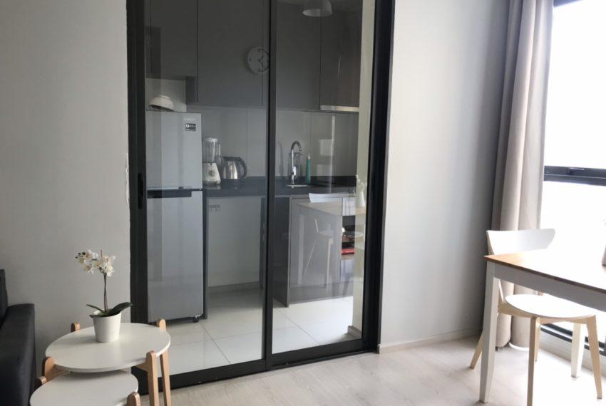 Rhythm Asoke 1-1 bed-1 bath-Kitchenroom