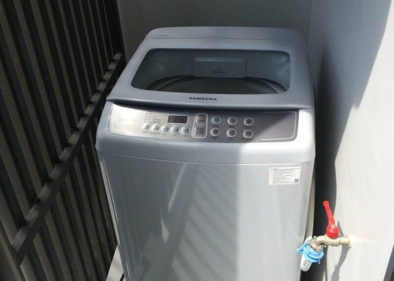Rhythm Asoke 1-1 bed-1 bath-Washing machine