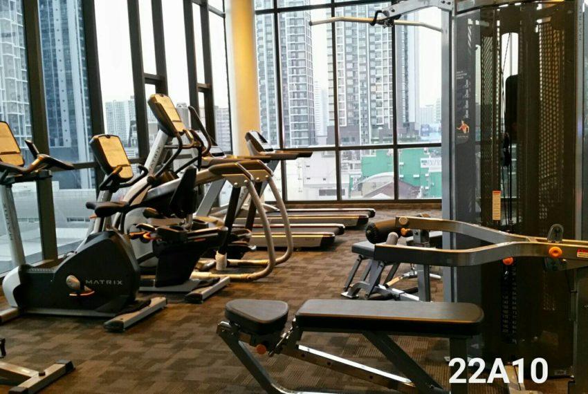 Rhythm Asoke 1 - gym