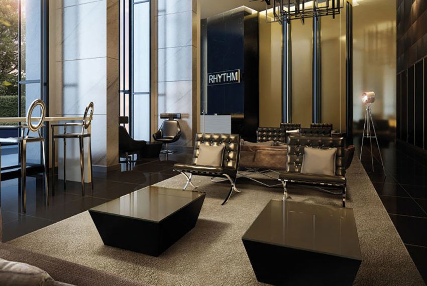 Rhythm Asoke 1 - lobby