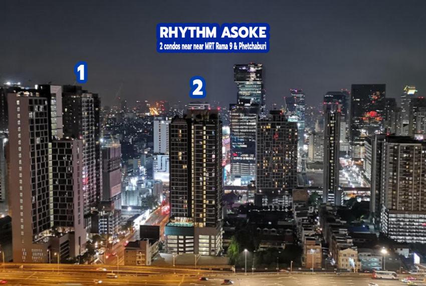 Rhythm Asoke condo 2 - REMAX CondoDee