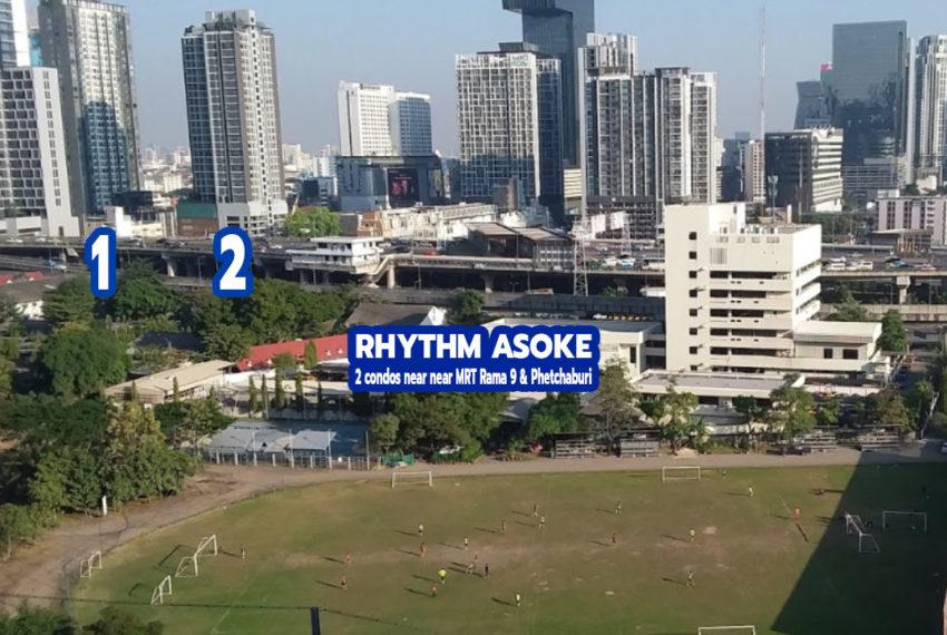 Rhythm Asoke condo - REMAX CondoDee