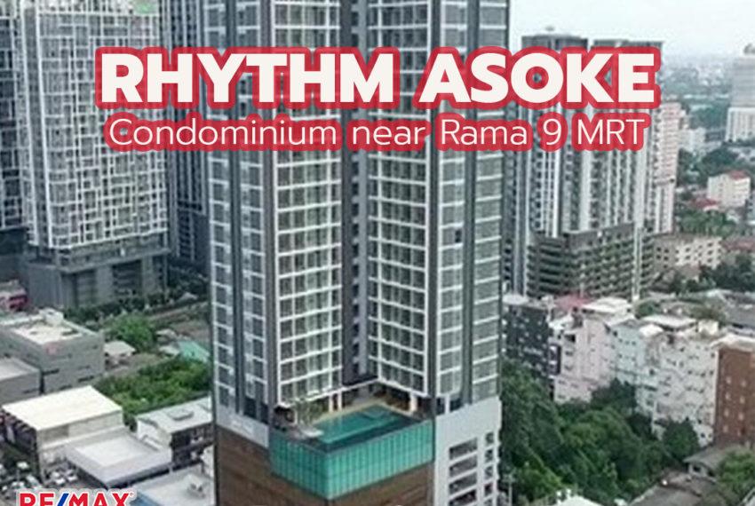 Rhythm Asoke condo by REMAX CondoDee
