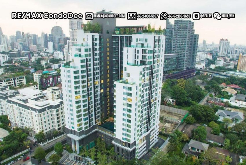 Rhythm Sukhumvit 36-38 Condominium Near BTS Thonglor