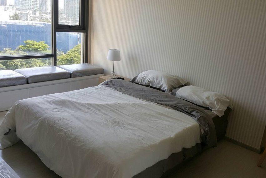 RhythmSukhumvit 42- 1b1b- Bedroom