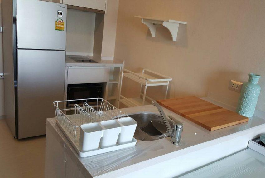 RhythmSukhumvit 42- 1b1b-Kitchen equipment
