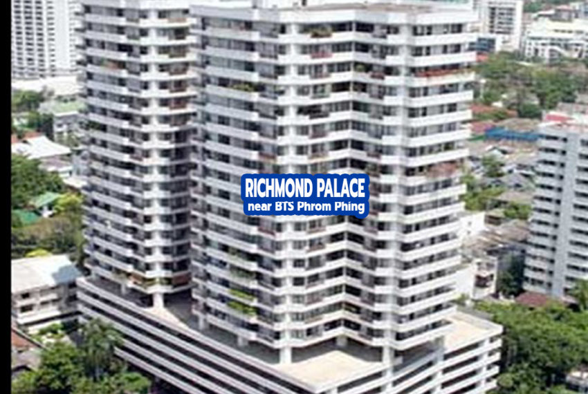 Richmond Palace - REMAX Bangkok