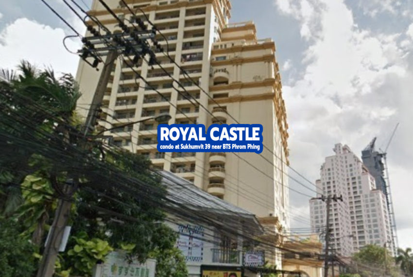 Royal Castle Sukhumvit 39 condominium - REMAX CondoDee