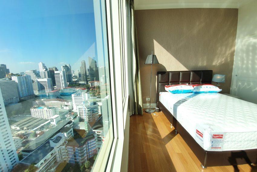 Royce Private Residences 3 Bedroom - Rent - bedroom 2 view