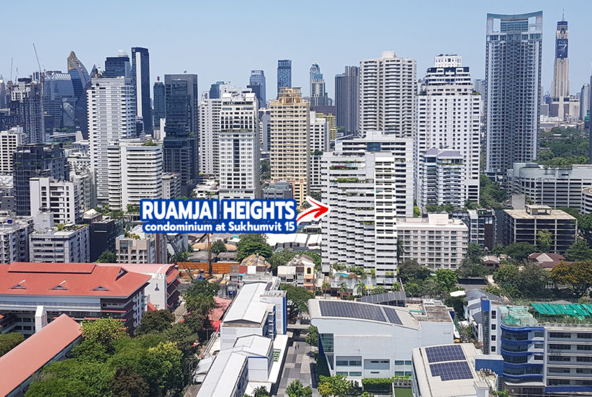Ruamjai Heights Sukhumvit 15 1 - REMAX CondoDee
