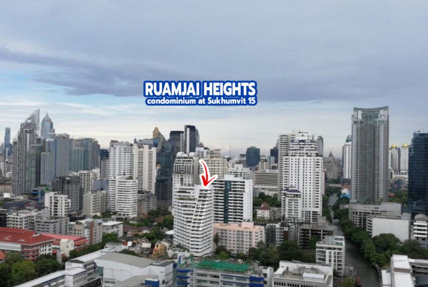 Ruamjai Heights Sukhumvit 15 3 - REMAX CondoDee