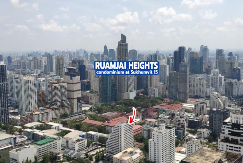 Ruamjai Heights Sukhumvit 15 - REMAX CondoDee