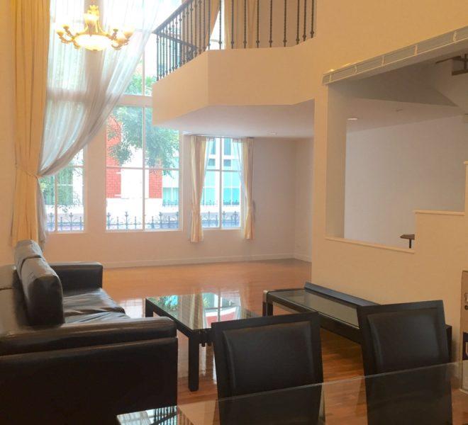 Luxury townhouse for rent in Thonglor - 4 bedroom - Baan Klang Krung