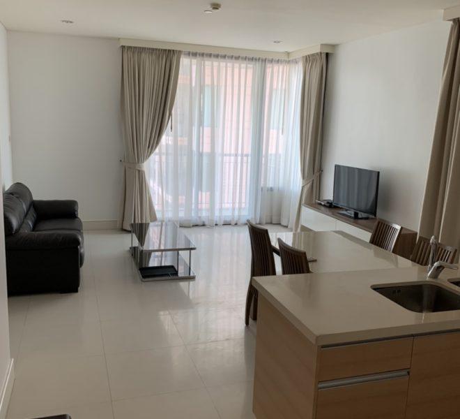 Luxury condo for sale in Sukhumvit 22 - 2 bedroom - sale with tenant - mid-floor - Aguston