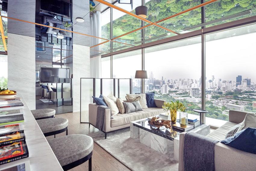 Saladaeng One Condominium - meeting room