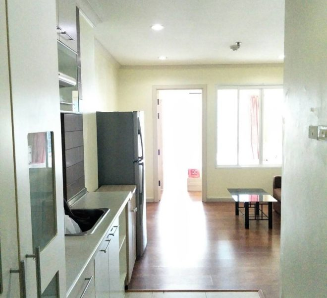 Condo for sale near university in Asoke - 1 bedroom - Grand Park View Asoke
