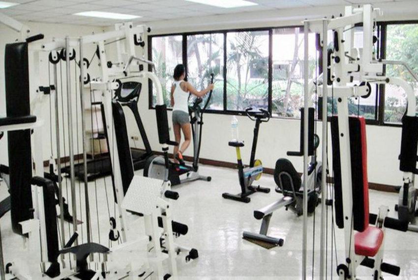 Saranjai Mansion Condominium near Nana BTS - fitness